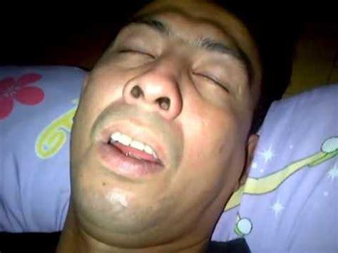 tidur ngorok parah super kocak lucu abis youtube