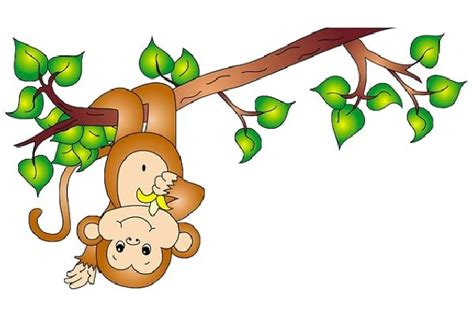 cartoon monkey swinging on a vine 12 best images about 猴子 on pinterest high quality images