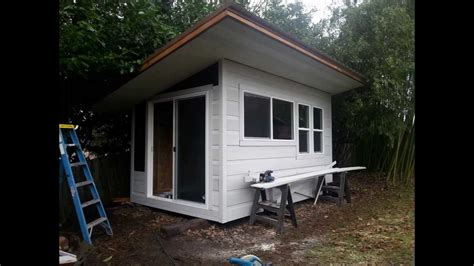 building a house online how to build a tiny house in a week for 2000 youtube
