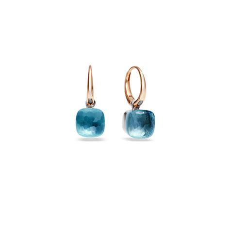 pomellato earrings earrings nudo pomellato pomellato boutique