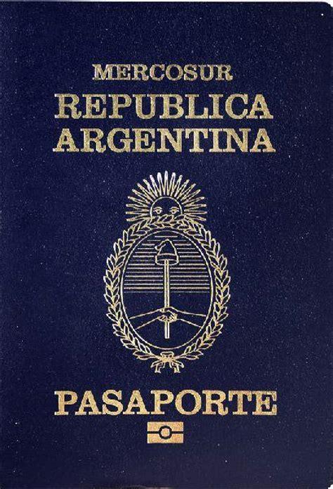 Passport Criminal Record Requirements Visa Requirements For Argentine Citizens