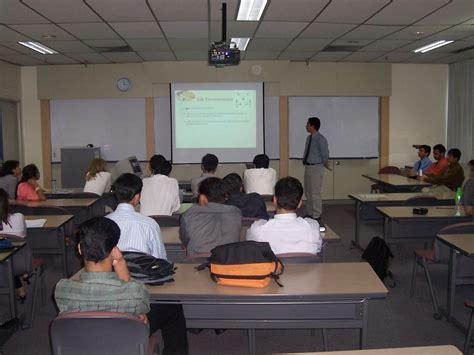 Jcu Singapore Mba by Cook Singapore Class Presentation