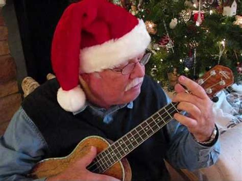 swing shuffle ukulele i ll be home for christmas you can do this as a 2