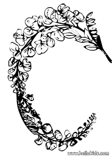 flower wreath coloring page wreath of flowers coloring pages hellokids com