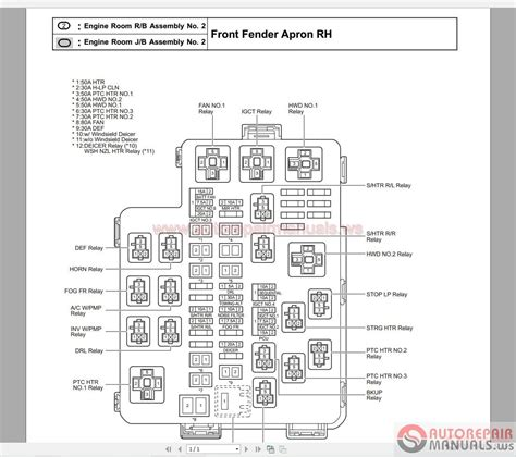 2015 toyota tacoma wiring diagrams wiring diagrams