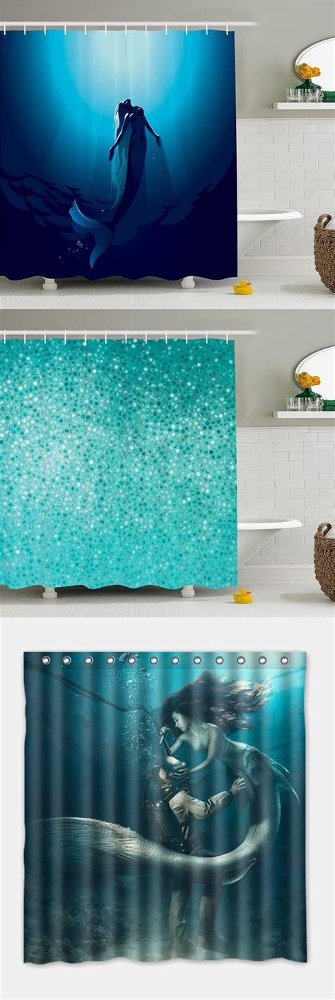 52 Beautiful Mermaid Decor Accessories To Bring The Ocean Home Mermaid Bathroom Ideas