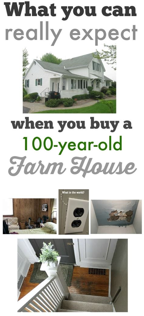 buying a 100 year old house what you can really expect when you buy a 100 year old farm house the creek line house