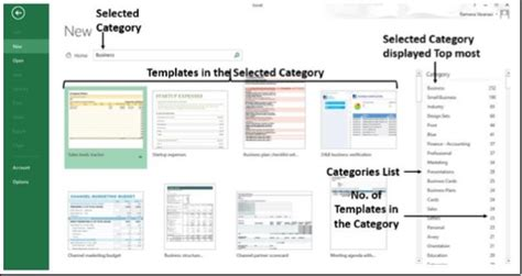 category template exle gniit help advanced excel templates gniithelp