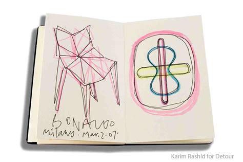 karim rashid design indaba hacked notebooks design indaba