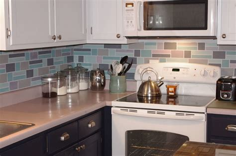 kitchen tile paint ideas painting kitchen backsplash ideas kitchenstir