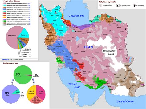 iran in ethnicities in iran