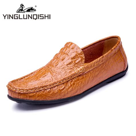 Handmade Leather Moccasins - 2016 handmade leather shoes moccasins shoes flats