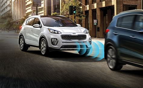 Kia Sportage Safety 2017 Kia Sportage Is A Top Safety Plus Kia Safety