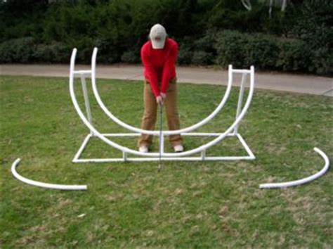 golf swing plane trainer circle swing plane trainer full half circle plane tools