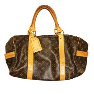 Are Louis Vuitton Bags Handmade - authentic louis vuitton carryall travel bag