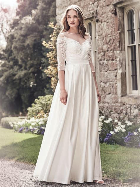The top summer 2017 high street wedding dresses