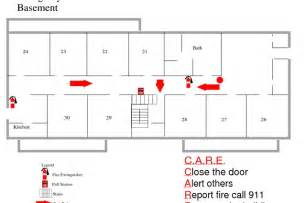 Fire Evacuation Floor Plan Template office emergency evacuation plan emergency evacuation