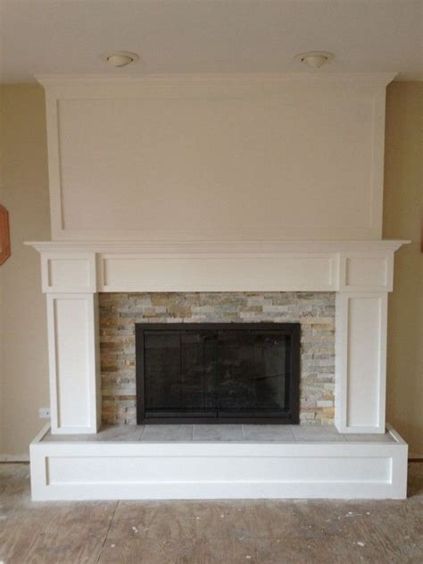 17 best ideas about fireplace makeovers on