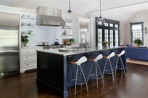 blue kitchen island 1000 ideas about blue kitchen island on