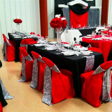 Decorating Ideas Zebra Print Birthday Zebra Print Wedding Reception With Pink Instead Of