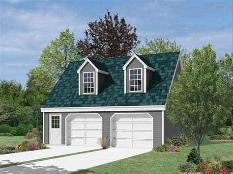 two car garage with loft the tiara 2 car garage with loft plan see details for