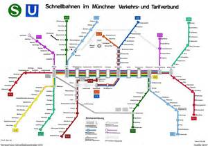 Munich Metro Map by Tube Maps Visualign