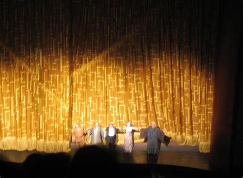 curtain call performing arts metropolitan opera house lincoln center for the