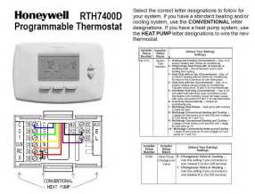 goodman heat thermostat wiring diagram thermostat setup options single stage heat with