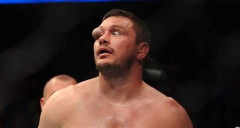 Mat Mitrione by Matt Mitrione Claims He Recently Had A Horrific