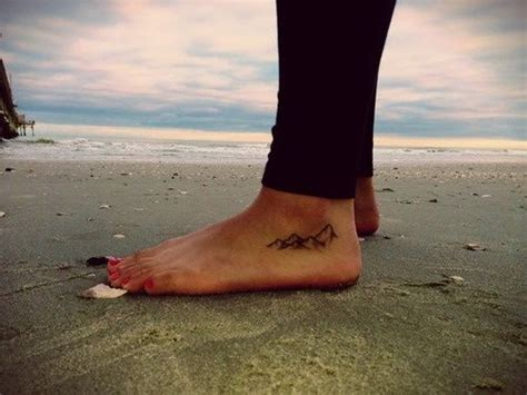 table mountain foot and ankle 35 best tattoo images on pinterest mountain tattoos