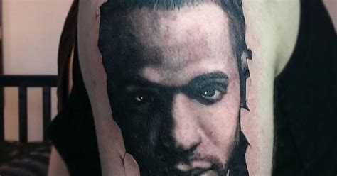 thierry henry tattoo thierry henry arsenal legend immortalised in