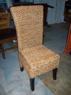 rattan wicker dining room chair banana leaf weave solid rattan wicker dining room chair banana leaf weave solid