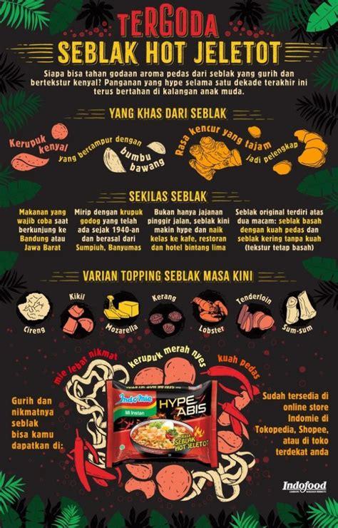 indomie seblak hot jeletot taps  foodservice trend