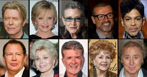 list of celebrities that have died in 2016 full list of celebrity deaths in 2016 wgn tv