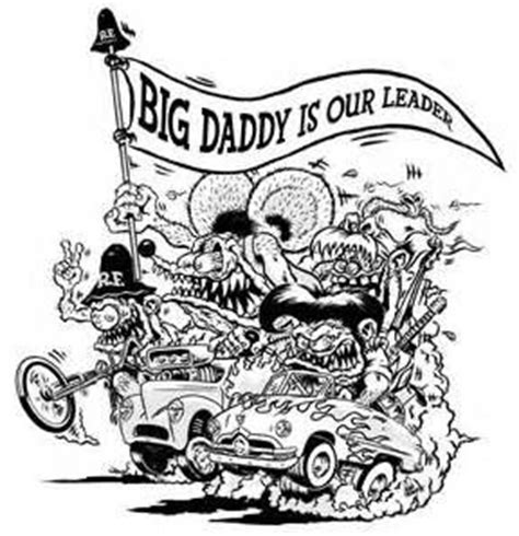 coloring pages of rat fink 46 best images about rat fink on pinterest cars chevy
