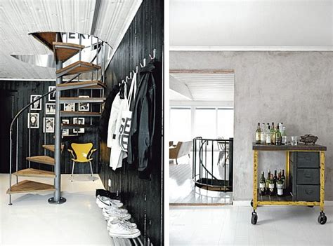 how to wear vintage for vintage industrial style contrasting 1930s villa with an industrial vintage d 233 cor