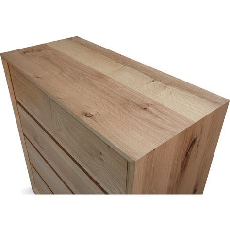 felix scandinavian oak chest of 5 drawers tallboy buy