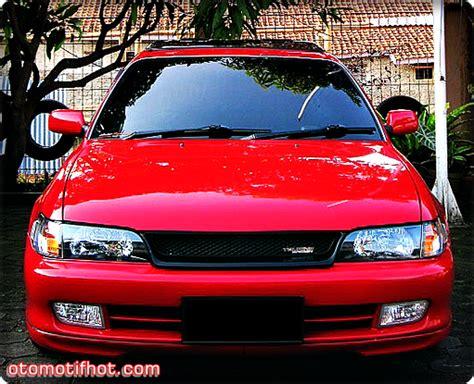 Karpet Mobil Great Corolla gambar modifikasi mobil sedan toyota great corolla paling