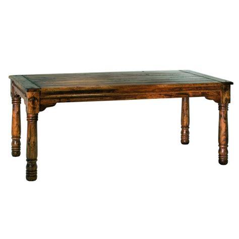 tavoli arte povera allungabili tavolo allungabile in legno di acacia arte povera cm