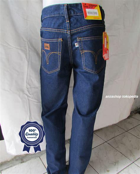Celana Levis Reguler Standar Biowash jual celana branded lois bandung standar regular biowash 33 38 co anza shop