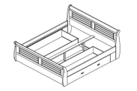 bettgestell 180x200 mit bettkasten massivholz bett 180x200 holzbett mit bettkasten kiefer