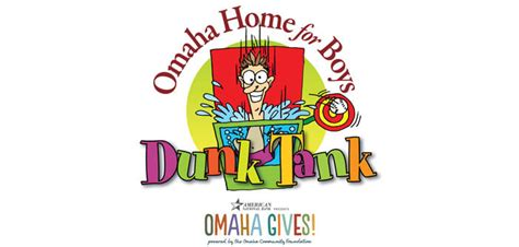 omaha home for boys dunk tank a splash