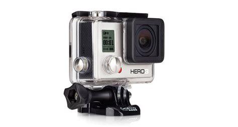 Kamera Gopro 3 White 301 moved