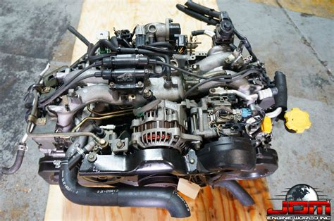 jdm ej20 sohc egr 2 5 replacement engine only jdm engine