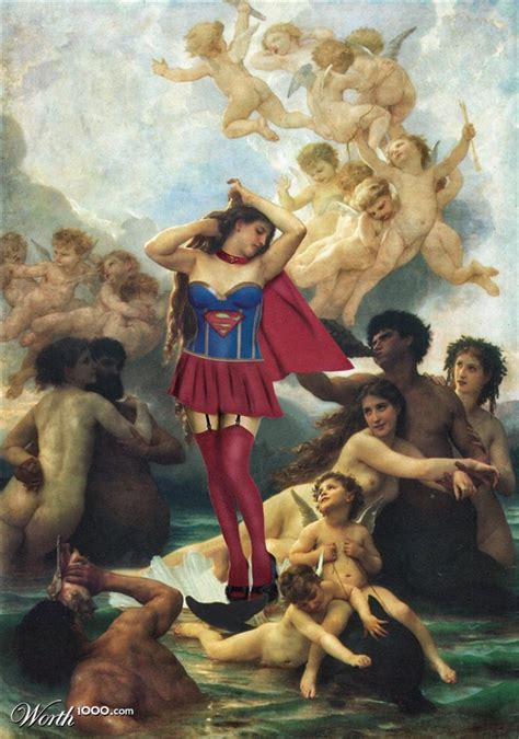classic paintings superheroes drop in to classic pieces of