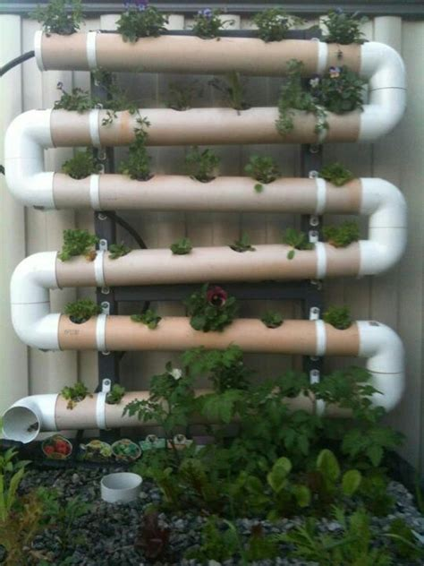 How To Build A Vertical Hydroponic Garden Vertical Garden Ideas That Will Spice Up Your Garden