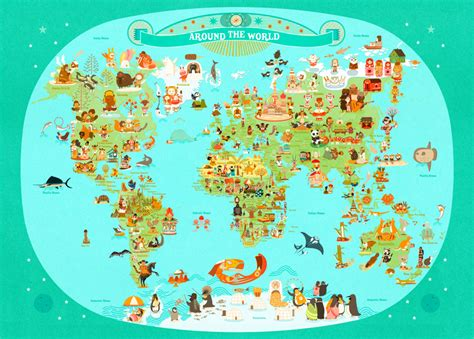 Search For Around The World Cafechoo Image List Of Animals Around The World