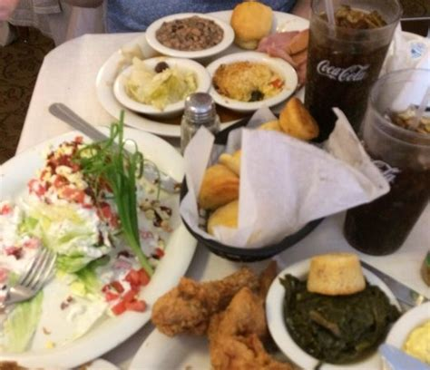 tea house atlanta a medley of southern soul food picture of mary mac s