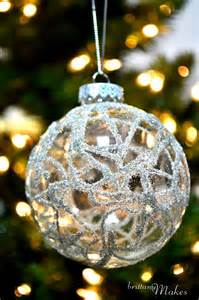 What Do You Decorate With Ornaments For Christmas - 35 diy christmas ornaments from easy to intricate