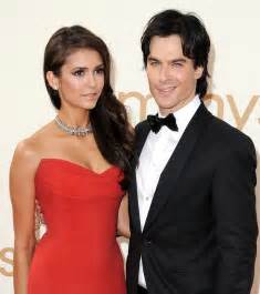 Nina dobrev breaks silence over ex ian somerhalder s wedding life